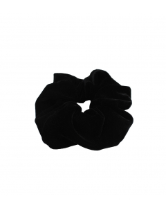 SCRUNCHIE BLACK VELVET MC9